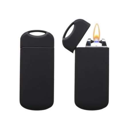 CZ-Duo Spark Lighter Schwarz