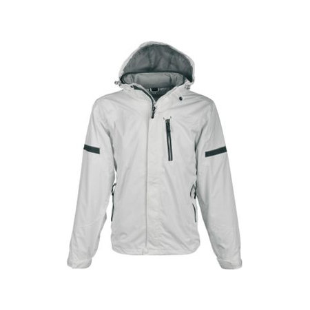 Schwarzwolf outdoor® BONETE MEN weiss, 3XL Herrenjacke